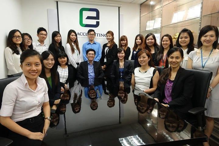 Singapore 3E Accounting Team