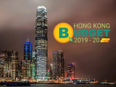 Hong Kong Budget 2019/20 Summary