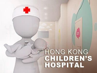 Hong Kong Officially Launches First Children's Hospital