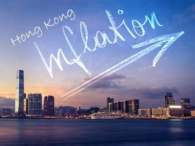 Hong Kong's April Inflation Showed an Upward Trend