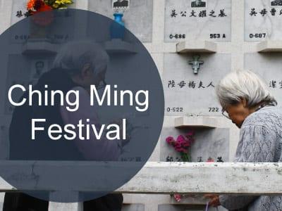 Ching Ming Festival Holiday in Hong Kong