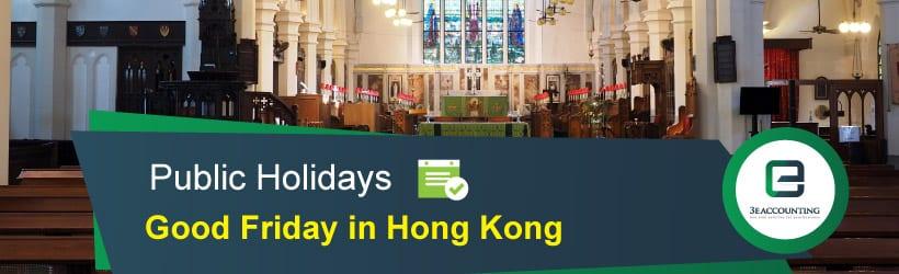 Good Friday in Hong Kong