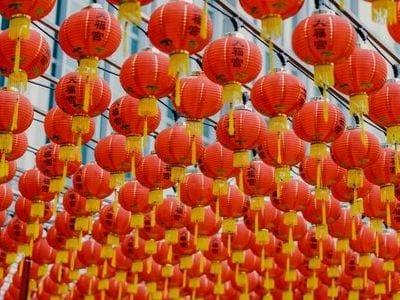 Lunar New Year in Hong Kong