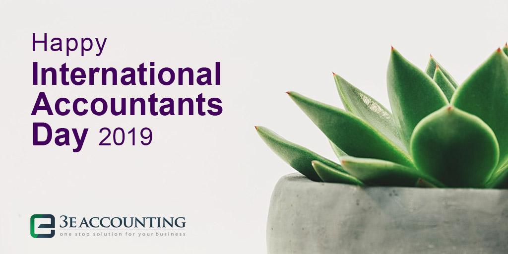 Happy International Accountants Day