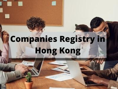 Companies Registry in Hong Kong