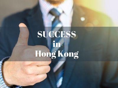 Success in Hong Kong