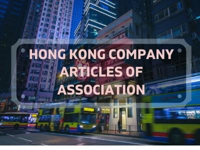 Hong Kong Company Articles of Association