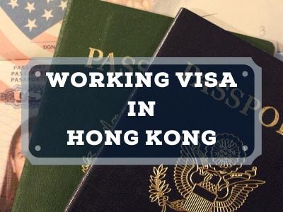 Working Visa in Hong Kong