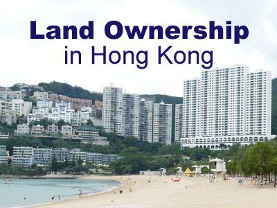 Land Ownership in Hong Kong