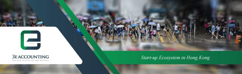 Start-up Ecosystem in Hong Kong