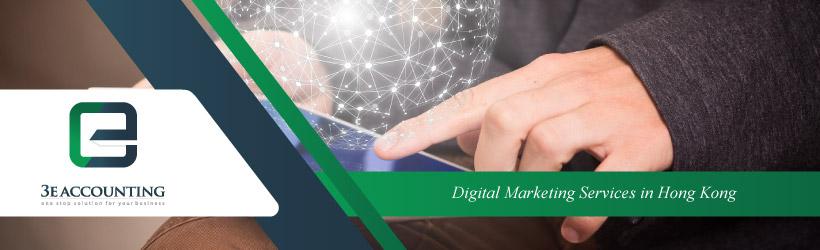 Digital Marketing Services in Hong Kong