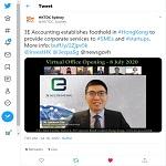 HKTDC Sydney Twitter Post