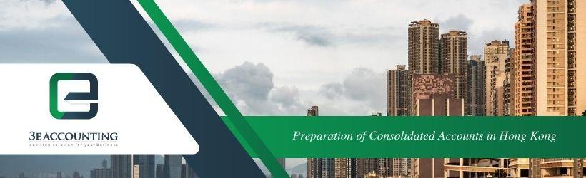 Preparation of Consolidated Accounts in Hong Kong