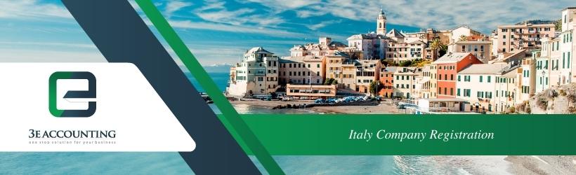 Italy Company Registration