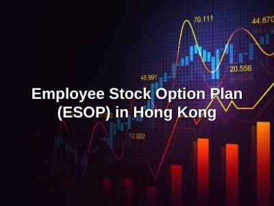 Employee Stock Option Plan (ESOP) in Hong Kong
