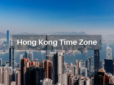 Hong Kong Time Zone