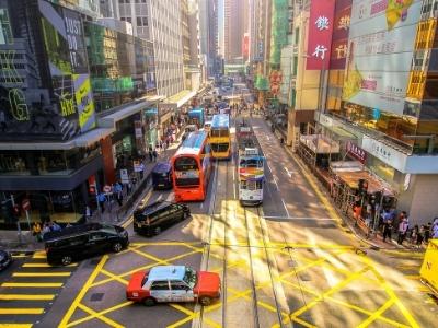Travel in Hong Kong