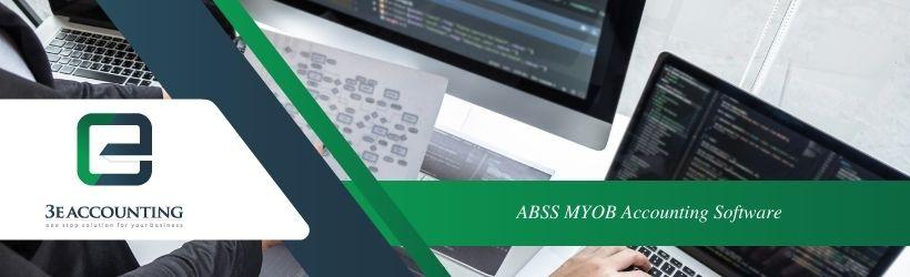 ABSS MYOB Accounting Software